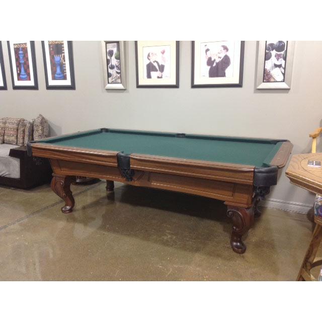 Cardiff pool table paragon billiard pool tables toronto for Pool show toronto 2015