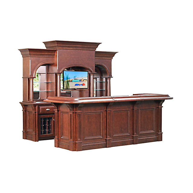Custom Furniture Home Bar Toronto