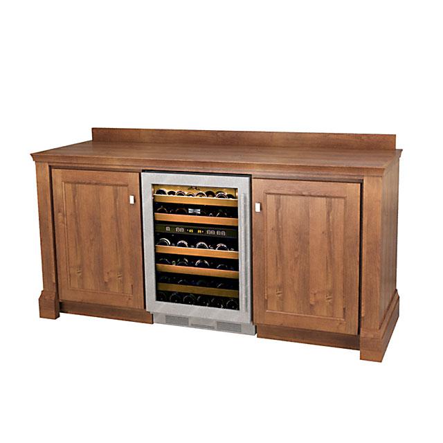 Custom Home Bar With Optional Cooler